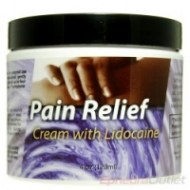 PAIN RELIEF Crema ANTI-DOLOR CON LIDOCAINA 120 ML