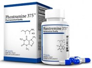 PHARMACEUTICAL QUALITY PHENTRAMINE 375 30 CAPS