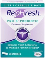 PRO B PROBIOTIC FEMININE SUPPLEMENT (30 CAPSULAS)