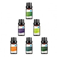 PURSONIC ESSENTIAL PACK 6 ACEITES PARA AROMATERAPIA 10 ML