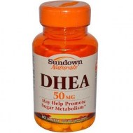 SUNDOWN NATURALS DHEA 50MG 60 CAPS
