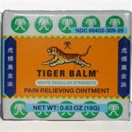 TIGER BALM WHITE FUERZA REGULAR (18GR)
