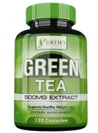 URTH S GREEN TEA EXTRACT ADELGAZANTE NATURAL 120 CAPSULAS